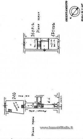 Appartamento in vendita a Castel del Piano, 120 mq - Foto 3