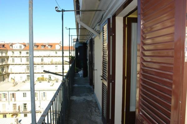 Appartamento in vendita a Torino, Piazza Vittorio, Con giardino, 120 mq - Foto 38