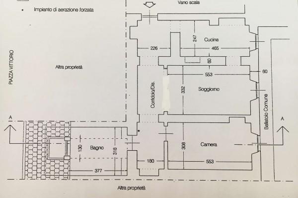 Appartamento in vendita a Torino, Piazza Vittorio, Con giardino, 120 mq - Foto 2