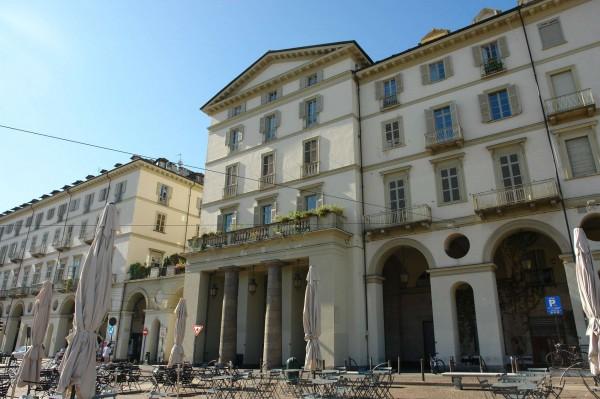 Appartamento in vendita a Torino, Piazza Vittorio, Con giardino, 120 mq