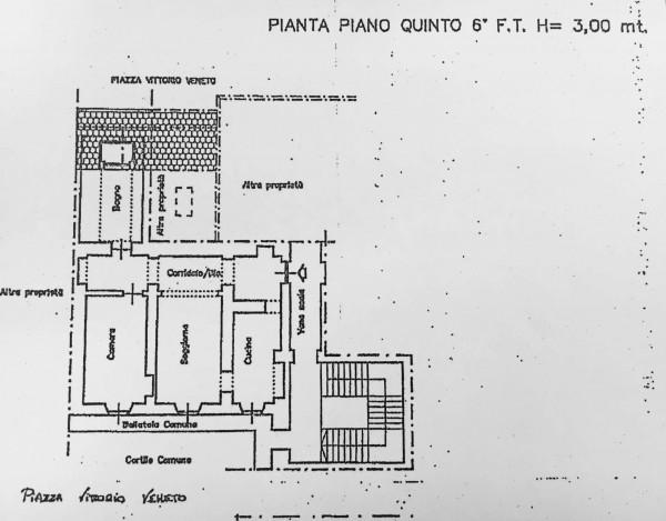 Appartamento in vendita a Torino, Piazza Vittorio, Con giardino, 120 mq - Foto 4