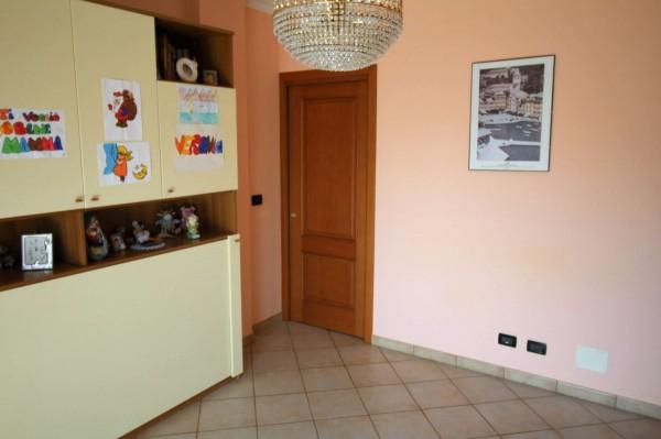Appartamento in vendita a Pianezza, San Pancrazio, 123 mq - Foto 6
