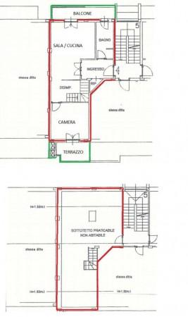 Appartamento in vendita a Pianezza, San Pancrazio, 123 mq - Foto 3