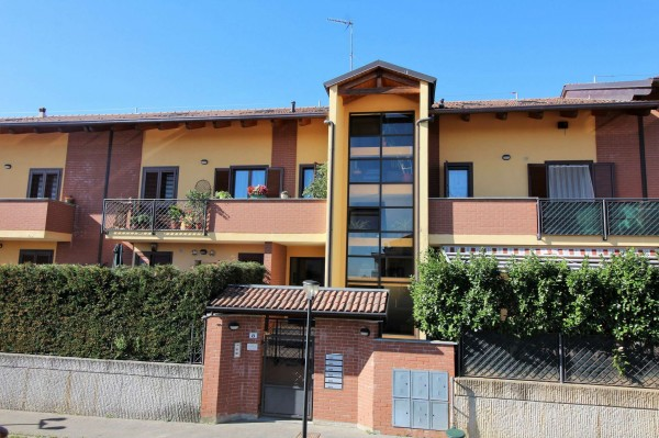 Appartamento in vendita a Pianezza, San Pancrazio, 123 mq - Foto 5