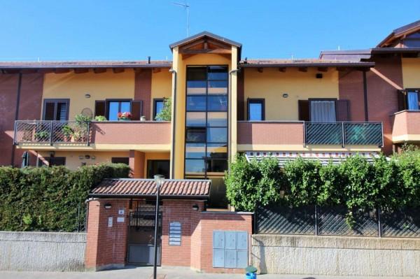 Appartamento in vendita a Pianezza, San Pancrazio, 123 mq