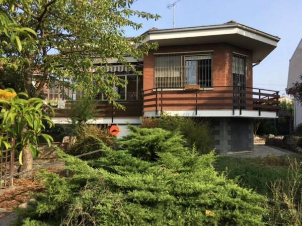Villa in vendita a Alessandria, Cristo, Con giardino, 150 mq