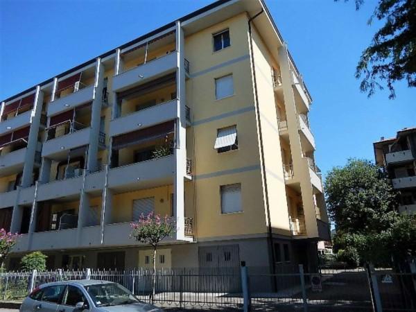 Appartamento in vendita a Forlì, Parco Urbano, Con giardino, 120 mq