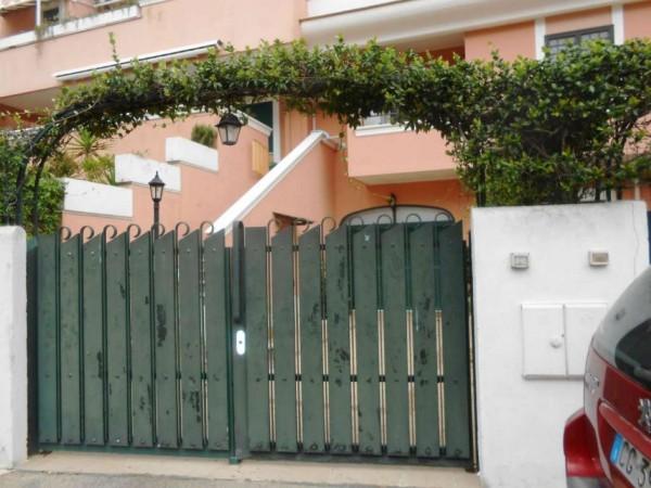 Villetta a schiera in vendita a Anzio, Cincinnato, Arredato, con giardino, 50 mq