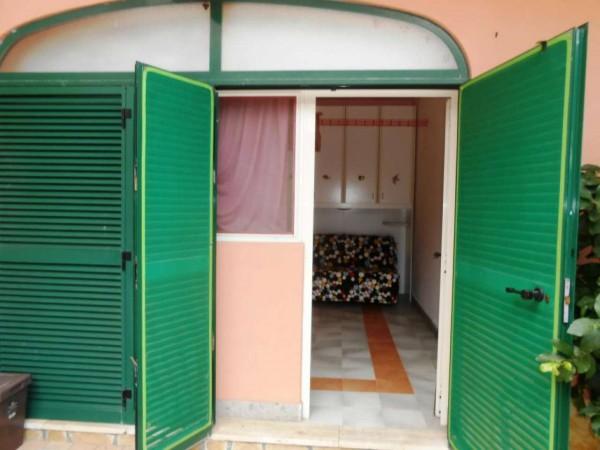 Villetta a schiera in vendita a Anzio, Cincinnato, Arredato, con giardino, 50 mq - Foto 24