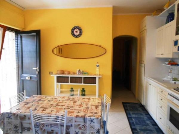 Villetta a schiera in vendita a Anzio, Cincinnato, Arredato, con giardino, 50 mq - Foto 14