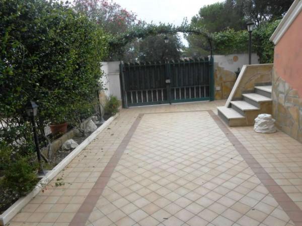 Villetta a schiera in vendita a Anzio, Cincinnato, Arredato, con giardino, 50 mq - Foto 26