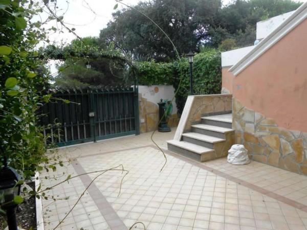 Villetta a schiera in vendita a Anzio, Cincinnato, Arredato, con giardino, 50 mq - Foto 27