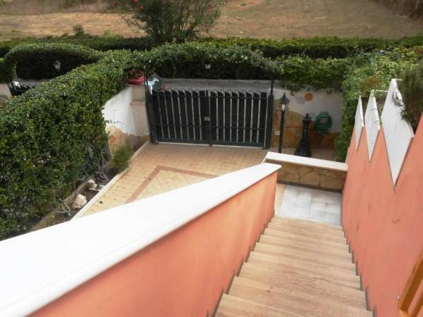 Villetta a schiera in vendita a Anzio, Cincinnato, Arredato, con giardino, 50 mq - Foto 20