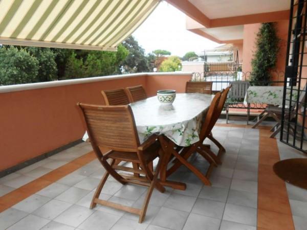 Villetta a schiera in vendita a Anzio, Cincinnato, Arredato, con giardino, 50 mq - Foto 19