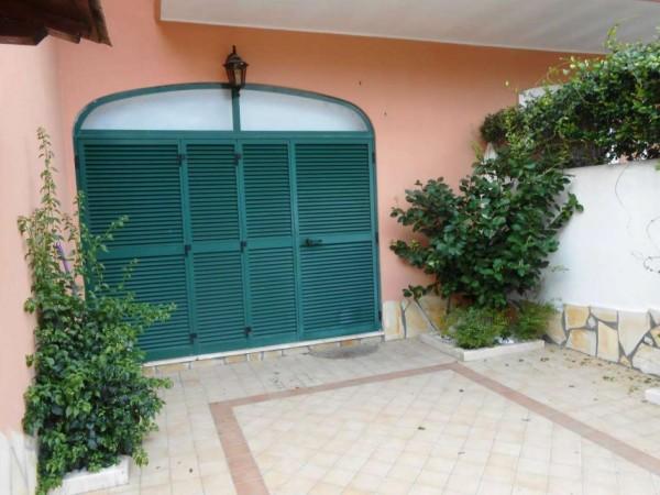 Villetta a schiera in vendita a Anzio, Cincinnato, Arredato, con giardino, 50 mq - Foto 25