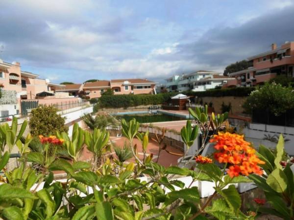 Villetta a schiera in vendita a Anzio, Cincinnato, Arredato, con giardino, 50 mq - Foto 3