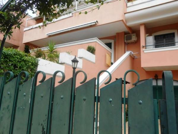 Villetta a schiera in vendita a Anzio, Cincinnato, Arredato, con giardino, 50 mq - Foto 28