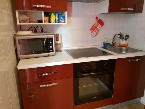 Appartamento in vendita a Monza, Triante, Arredato, con giardino, 55 mq - Foto 5