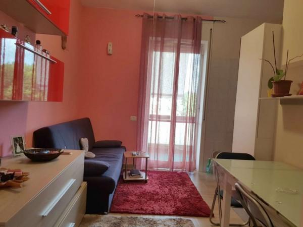 Appartamento in vendita a Monza, Triante, Arredato, con giardino, 55 mq - Foto 7