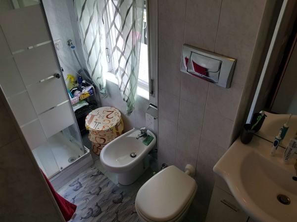 Appartamento in vendita a Monza, Triante, Arredato, con giardino, 55 mq - Foto 8