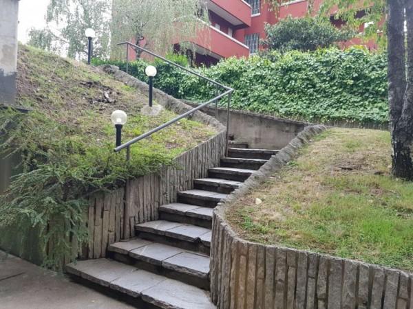 Appartamento in vendita a Monza, Triante, Arredato, con giardino, 55 mq - Foto 16