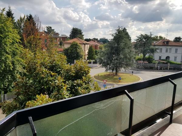 Appartamento in vendita a Monza, Triante, Arredato, con giardino, 55 mq - Foto 10