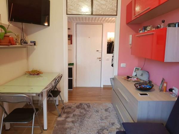 Appartamento in vendita a Monza, Triante, Arredato, con giardino, 55 mq - Foto 13