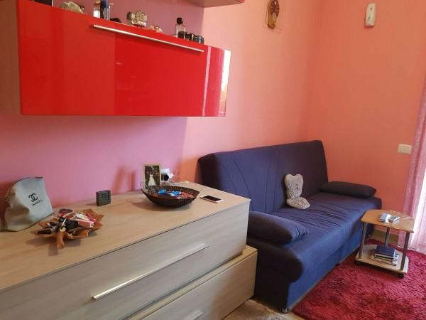 Appartamento in vendita a Monza, Triante, Arredato, con giardino, 55 mq - Foto 6