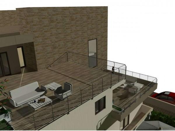 Appartamento in vendita a Roma, Casal De Pazzi, Con giardino, 56 mq - Foto 14