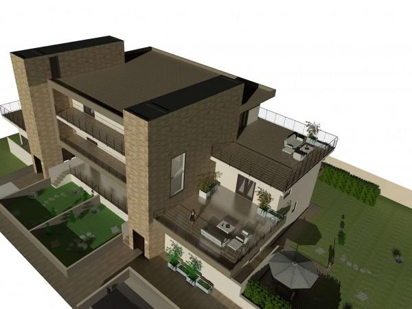 Appartamento in vendita a Roma, Casal De Pazzi, Con giardino, 56 mq - Foto 4