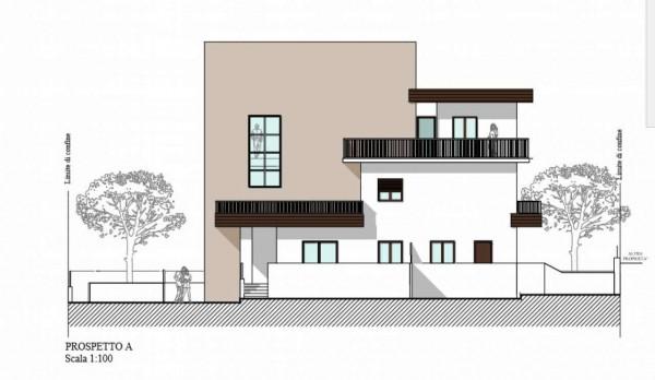 Appartamento in vendita a Roma, Casal De Pazzi, Con giardino, 56 mq