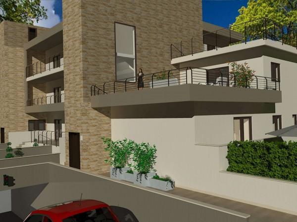 Appartamento in vendita a Roma, Casal De Pazzi, Con giardino, 56 mq - Foto 8