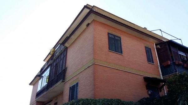 Appartamento in vendita a Roma, Castel Di Leva, Con giardino, 140 mq - Foto 10