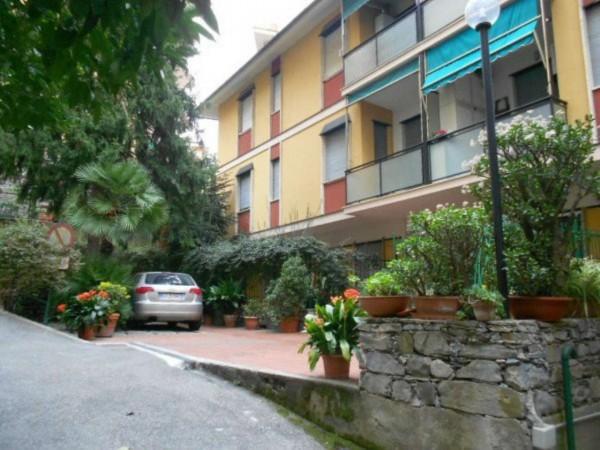 Appartamento in vendita a Santa Margherita Ligure, Centro, 125 mq