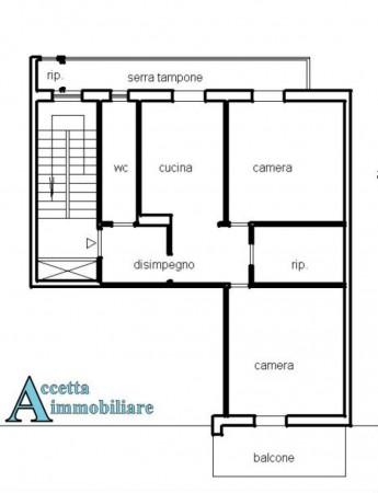 Appartamento in vendita a Taranto, Semicentrale, 86 mq - Foto 2