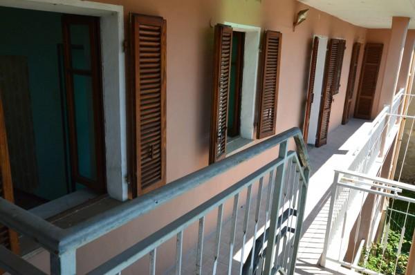 Casa indipendente in vendita a Avigliana, Centro, Con giardino, 220 mq - Foto 8