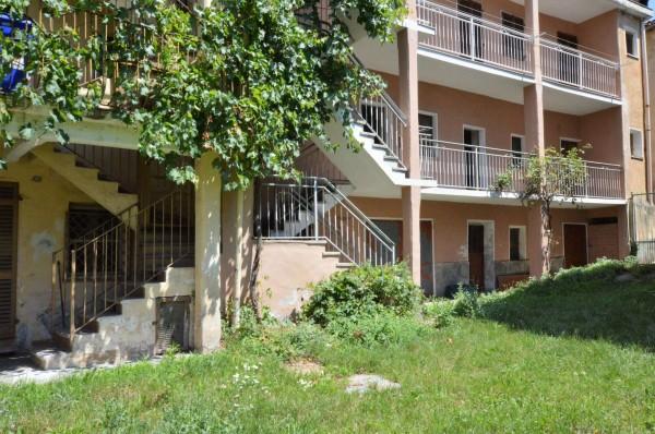 Casa indipendente in vendita a Avigliana, Centro, Con giardino, 220 mq - Foto 9