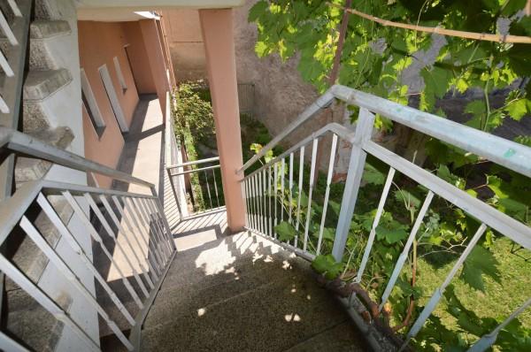 Casa indipendente in vendita a Avigliana, Centro, Con giardino, 220 mq - Foto 6