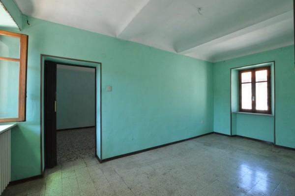 Casa indipendente in vendita a Avigliana, Centro, Con giardino, 220 mq - Foto 11
