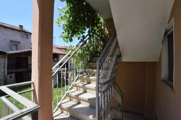 Casa indipendente in vendita a Avigliana, Centro, Con giardino, 220 mq - Foto 20
