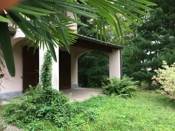 Villa in vendita a Cittiglio, Con giardino, 210 mq - Foto 7