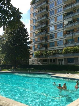 Appartamento in affitto a Milano, Magenta, Con giardino, 230 mq