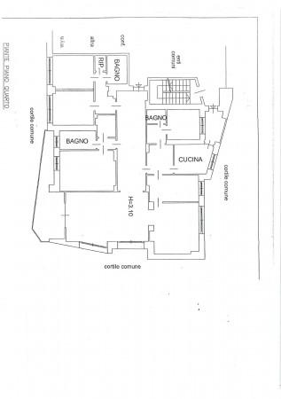 Appartamento in affitto a Milano, Magenta, Con giardino, 230 mq - Foto 2