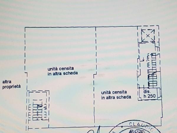 Appartamento in vendita a Nebbiuno, Case Sparse Campiglia, Con giardino, 90 mq - Foto 23