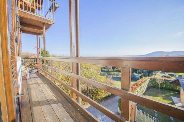 Appartamento in vendita a Nebbiuno, Case Sparse Campiglia, Con giardino, 90 mq - Foto 2