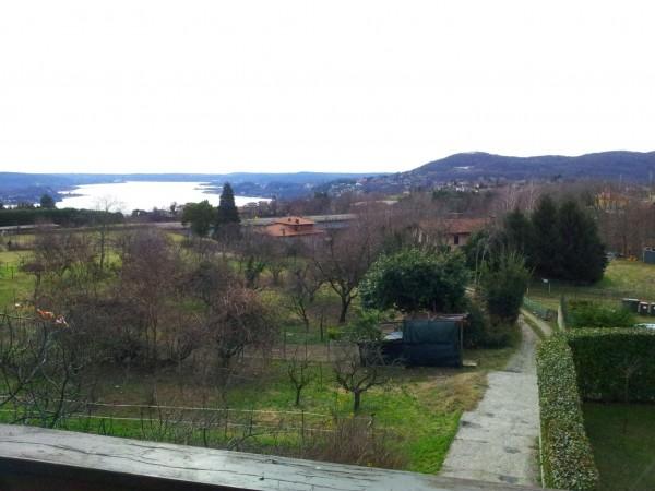 Appartamento in vendita a Nebbiuno, Case Sparse Campiglia, Con giardino, 90 mq - Foto 30