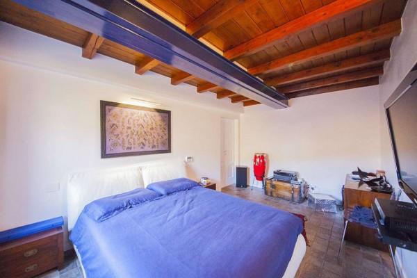 Appartamento in vendita a Nebbiuno, Case Sparse Campiglia, Con giardino, 90 mq - Foto 14