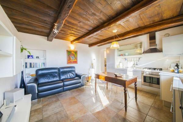 Appartamento in vendita a Nebbiuno, Case Sparse Campiglia, Con giardino, 90 mq - Foto 19