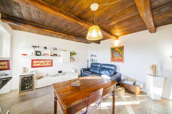 Appartamento in vendita a Nebbiuno, Case Sparse Campiglia, Con giardino, 90 mq - Foto 13
