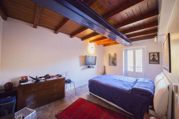 Appartamento in vendita a Nebbiuno, Case Sparse Campiglia, Con giardino, 90 mq - Foto 1
